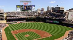 Target Field Seating Chart, Pictures, Directions, and History - Minnesota Twins - ESPN