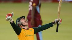 Morne van Wyk was the star as South Africa claimed a consolation win at Kingsmead