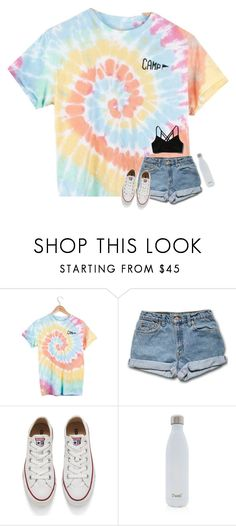 """""""Camp Vibes✌🏻️(the countdown continues)!!"""" by allison-in-wonderland ❤ liked on Polyvore featuring Camp Collection, Converse, S'well and Abercrombie & Fitch"""