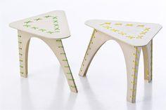 Muebles bordados