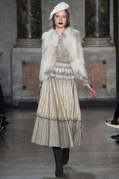 Luisa Beccaria - Fall 2015 Ready-to-Wear - Look 13 of 48