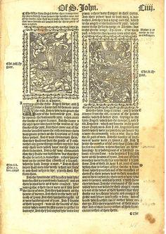 1537 Matthew-Tyndale Bible First Edition