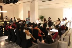 In an engaging and compelling conversation about Love, Relationships and Books with eclectic panelists Suhel Seth, Jeeveshu  Ahluwalia, Anna M.M. Vetticad, Yashodhara Lal & Gliterarti Gurgaon at Le Meridien Gurgaon