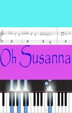 Learn how play popular songs online - Oh! Susanna, Yankee Doodle and Camptown Races Easy Piano Songs, Doodles, Popular, Play, Learning, Easy Songs For Piano, Studying, Popular Pins, Teaching