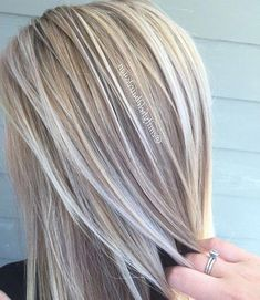 50 Long Blonde Hair Color Ideas in Many of us wondered that at some point we would look like athlete blonde tresses. Don't worry here we have prepared a list of yellow color ideas to he…, Long Blonde Hair Color Pastel Purple Hair, Ombre Hair Color, Hair Color Balayage, Blonde Color, Blonde Balayage, Medium Blonde Hair, Honey Blonde Hair, Platinum Blonde Hair, Ash Blonde