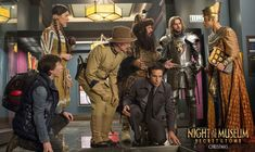 Night At the Museum - Secret of the Tomb
