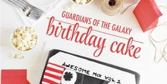marvel movie birthday cake: guardians of the galaxy Avengers Movies, Marvel Movies, The Chic Site, Rachel Hollis, Movie Marathon, Guardians Of The Galaxy, Better Life, Washi Tape, Delish