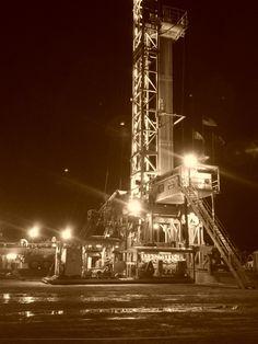 Oilfield Rig