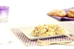Se acabaron la patatas mal cocidas, húmedas y con la piel colgando. Llega la ensaladilla rusa en Crock Pot para quedarse. ¿Cocinamos?
