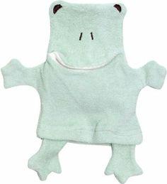 Amazon.com - Under The Nile Organic Frog Wash Cloth $13