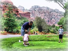 Sedona and Family
