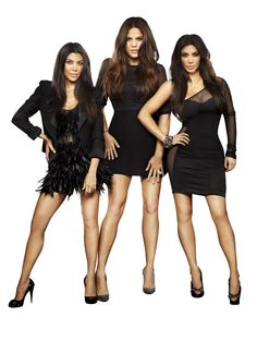 The Kardashians - I don't watch Keeping Up with Kardashians as much as I watched them in the spin offs like Khloe and Kourtney take on Miami and Kim and Kourtney take on New York :)