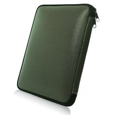 BoxWave Ruggedized Tuff iPad 2 Case, Heavy Duty Padded Carrying Case - iPad 2 Covers and Cases (Army Green) by BoxWave. $35.95. The Ruggedized Tuff Case brings the first hard shell carrying case to integrate memory foam into its design.The hard exterior protects against the harshest of hits and bumps, while the interior padded with memory foam, absorbs all the shocks and vibrations leaving your iPad 2 unharmed.For security, the Ruggedized Tuff Case als...