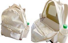 Soft Goods Re-Design (Tourist Backpack) on Behance