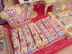 Hippie Chic Birthday Party Ideas | Photo 9 of 20