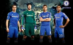 Chelsea FC 2012-2013 HD Best Wallpapers