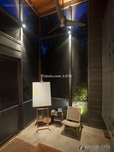 High design of enclosed balcony decoration 2016