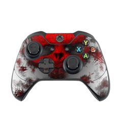 Microsoft Xbox One Controller Skin - War Light by DecalGirl Collective | DecalGirl http://www.decalgirl.com/skins/201054/Microsoft-Xbox-One-Controller-Skin-War-Light