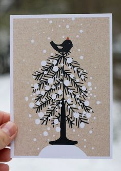 Kanelimaa christmas card | Weecos