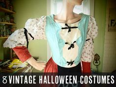 Vintage Halloween costumes for Mom from Etsy on Babble.com