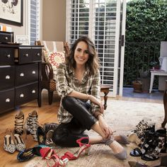 Ask Louise: How To Walk In Heels   Front Roe by Louise Roe