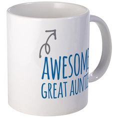 Awesome Great Auntie Mug