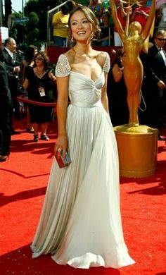 My favorite red carpet gown of all time.