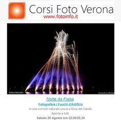Corsi base e avanzati di fotografia a Verona