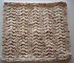 Ravelry: Little Tent Dishcloth pattern by Vaunda Rae Giberson