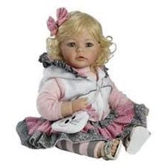 """Weighted 20/"""" Adora Wizard Of Oz Scarecrow Baby Doll New In Box Certificate Hat"""