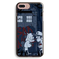 Bad Wolf in Gravity Falls Apple iPhone 7 Plus Case Cover ISVB394