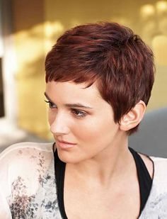 2018 Very Short Pixie Hairstyles & Haircuts inspiration ...