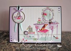 "Card made with the luxury topper set ""Pretty paws"" from the serie ""Boutique chic"" by ""Hunkydory"". Birthday Cards, Happy Birthday, Hunkydory Crafts, Hunky Dory, Heartfelt Creations, Invitations, Invitation Ideas, Pretty Cards, Little Books"