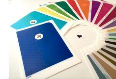 "Farbflash – die JuliFoli-Dokumentenhüllen ""Mono Trend"""
