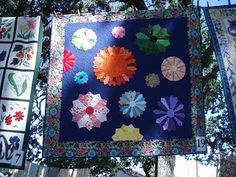 #Dresden sampler #quilt