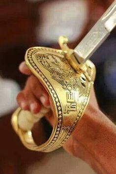 Sword of Pakistan army.