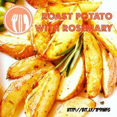 #roastedpotato #recipe #urbancook #urbancookapp