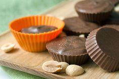 Chocolate Protein Peanut Butter Cups Recipe