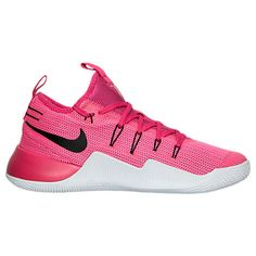 578660e01c3f Nike Hypershift Basketball Shoes 2017 Oreo Think Pink Kay Yow Aunt Pearl  844369 606 Shoes 2017