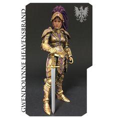 Mythic Legions 2 Action Figures by Four Horsemen Studios by FOUR HORSEMEN STUDIOS — Kickstarter