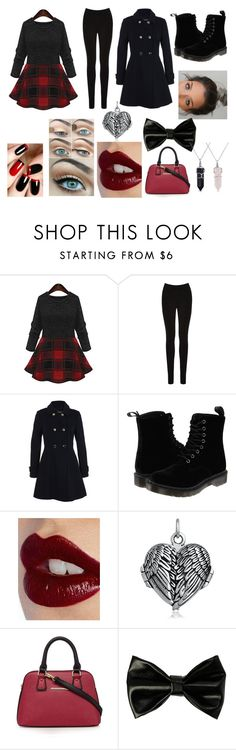 """Book Set#4"" by isabell-frazier ❤ liked on Polyvore featuring Oasis, Miss Selfridge, Dr. Martens, Charlotte Tilbury, Bling Jewelry, Red Herring, women's clothing, women, female and woman"