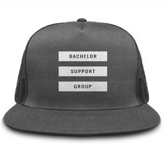 Bachelor Support Group Funny Party Hat