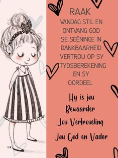 Morning Blessings, Good Morning Wishes, Morning Messages, Lekker Dag, Evening Greetings, Goeie More, Pretty Pictures, Pretty Pics, Inspirational Qoutes