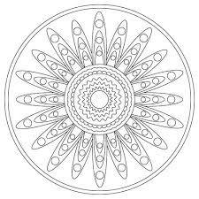 Resultado de imagen para coloring book wheel dreamcatcher mandala