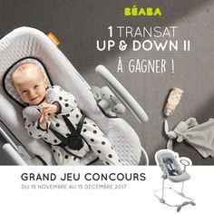 Béaba - Gagnez un transat Up&Down