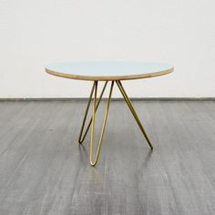 Velvet-Point - coffeetables 1950s coffee table with hairpin legs - Karlsruhe