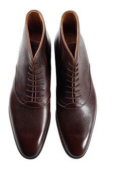 Weston - Chaussure Homme Cuir- Bottine 492 Marron