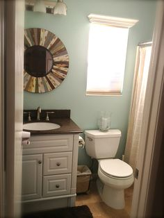 My new guest bathroom