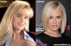 Jenny McCarthy young old