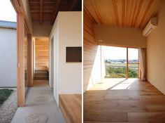 matsunami mitsutomo architect + associates: residence in kishigawa